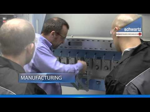 Videoclip Schwartz Heat Treatment Systems